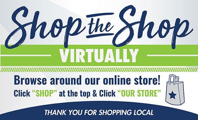 Shop the Shop Virtually in Bolingbrook IL