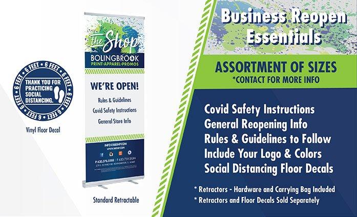 Business Reopen Essentials